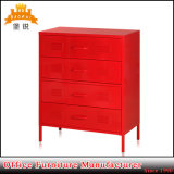 Fas-143多彩な家具4の引出しのファイリングキャビネットの金属の食器棚