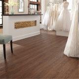 穀物のビニールFlooring/PVCのビニールの板のフロアーリングの/Lvtの木製の床張り