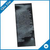Stickets personalizados de alta calidad para la impresión de etiquetas de prendas de vestir