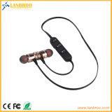 Controle van de Muziek van de Hoofdtelefoons van de Sporten van de Oortelefoon Bluetooth van de douane de Draadloze met Microfoon