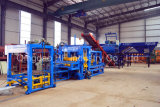 Hydraulique automatique machine à fabriquer des blocs de béton brique creuse / prix