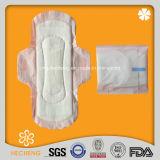 Comfort féminin Sanitary Pads avec High Absorbency