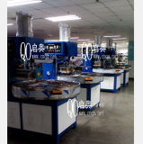 Automatische Platten-Hochfrequenzschweißen und Ausschnitt-Maschine für EinHaustier/Pet-T/PVC