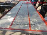 Las escorias de titanio lineal de chatarra de aluminio de la máquina de cribado de la criba vibratoria