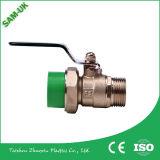 2016 de Vervaardiging Rak Therm 32mm van de Klep van de Leverancier van China Pn25 de Kogelklep van PPR