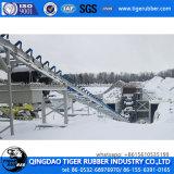 Precio resistente frío del caucho de la banda transportadora de los sistemas de transportador