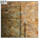 6mm-8mm Super Clear Toughened Laminated Glassframeless Shower Screen