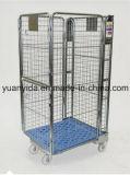 Contenitore sistemabile del rullo di immagazzinaggio del magazzino della base di plastica del coperchio