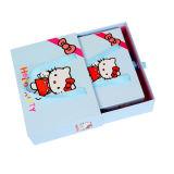 Asa de cuerda cajón OEM de dibujos animados de Papel Caja de regalo para la Boda Fiesta de Navidad ##Ou15