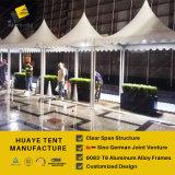 Huaye는 결합했다 호텔 입구 경로 (hy074b)를 위한 작은 전망대 천막을
