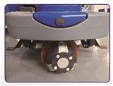 Máquina de arrumação de pisos elétricos de alta eficiência