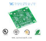 Multilayer Imersion Gold Industry Control PCB com Controle de Impedência