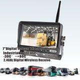 monitor sem fio alternativo de 7inches Digitas para o caminhão para o sistema da vista traseira