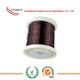 Polyester Geëmailleerdei draad om draadtype K 0.031mm van het draadthermokoppel
