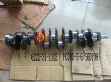 小松Engine部(6222-31-1102)のためのクランク軸