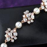 De populaire Armband van de Steen van de Parel van het Element met Kristal