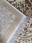 230ラインハンドメイドの絹のカーペット