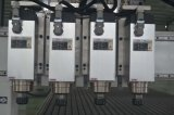 Ce keurde Houten Werkende CNC van Vier Stap Router goed