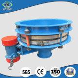 Bandeja vibratória para descarga de silo de carvão