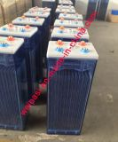 bateria de 2V200AH OPzS, bateria acidificada ao chumbo inundada que bateria profunda tubular da bateria VRLA da potência solar do ciclo do UPS EPS da placa 5 anos de garantia, vida dos anos >20