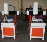 Máquina de gravura da propaganda do metal do CNC