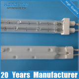 Calentador infrarrojo lejano del tubo de cristal de cuarzo