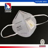 Portable piegato 7 strati della maschera di protezione spessa con lo strato attivo e la valvola del carbonio
