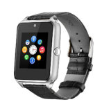 Montre intelligente de Mtk6261 Bluetooth avec la fente de carte SIM
