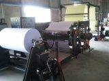 Machine feuilletante de collant d'enduit chaud de papier de fonte