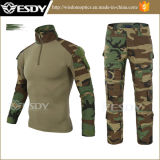 Militar Combat Uniform Usmc Operational Gear Frog Suit Camo