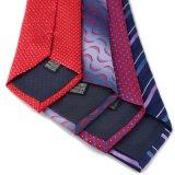 Cravatta classica di modo di affari del legame della festa nuziale del legame del nuovo poliestere