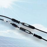 flamme Class-UL94-V0 de fusible de sécurité de 3A IP2X/IP67 pour le panneau solaire Mc4b-C1-3A