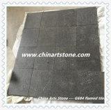 敷石または床または壁のクラッディングのための白または灰色か黒くまたは赤くまたはピンクまたはベージュ花こう岩の水晶大理石のタイル
