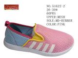 Le raie de maille de quatre couleurs badine des chaussures