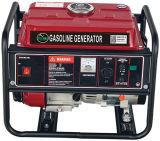 Portable 1Kw Gerador Gasolina gerador de Recuo