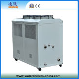 Air Cooled Water Chiller avec Highquality Compressor dans Plastic Injection