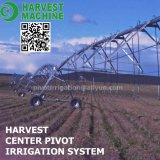 Bauernhof-Mittelgelenk-Bewässerungssystem mit Dieselgenerator