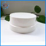 De Witte Ronde Kruik van uitstekende kwaliteit van de Room van pp Plastic 200g