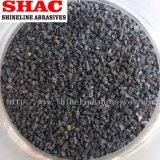 Brown сплавил порошок и песчинку глинозема Al2O3