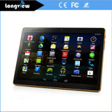 9.6 Duim Android 5.1 GPS Phone Calling Tablet van Core van de Vierling 1GB 16GB 3G PC met Dual SIM Card Slot