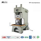 Semi-automatique de papier aluminium contenant des aliments la machine