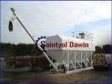 저수준 수평한 시멘트 창고 공급 1회분으로 처리 플랜트