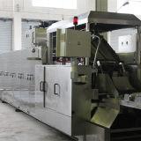Linea di produzione della cialda forno di cottura del gas della cialda dei pezzi meccanici