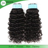 Tangle lâche non transformés Curly libre 100 % Pure Virgin sèche