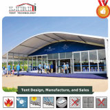 to 15m Arcum bend party Tent