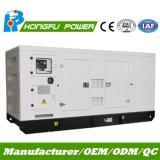 Le premier pouvoir 220kw/275kVA Groupe électrogène de puissance avec Super silencieux moteur Shangchai SDEC
