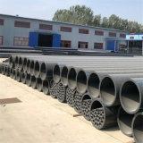 물 수송을%s HDPE 플라스틱 관 (PE80 또는 P110)