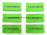 Progettare il contrassegno per il cliente tessuto indumento (CD-0315)