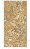 300x600mm metalico decorar cerámica vidriada de pared y piso de mosaico de cuarto de baño