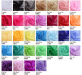Signora Fashion Polyester Chiffon 30d Silk Scarf in Plain Colors (YKY1002)